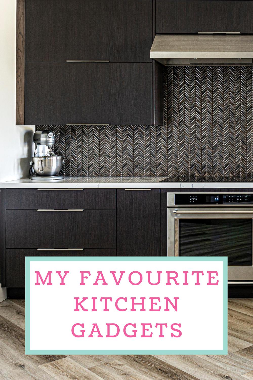 My favourite kitchen gadgets