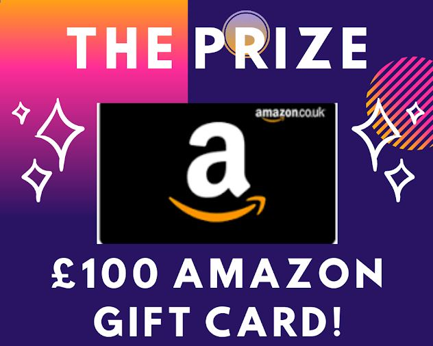 Win a £100 Amazon voucher