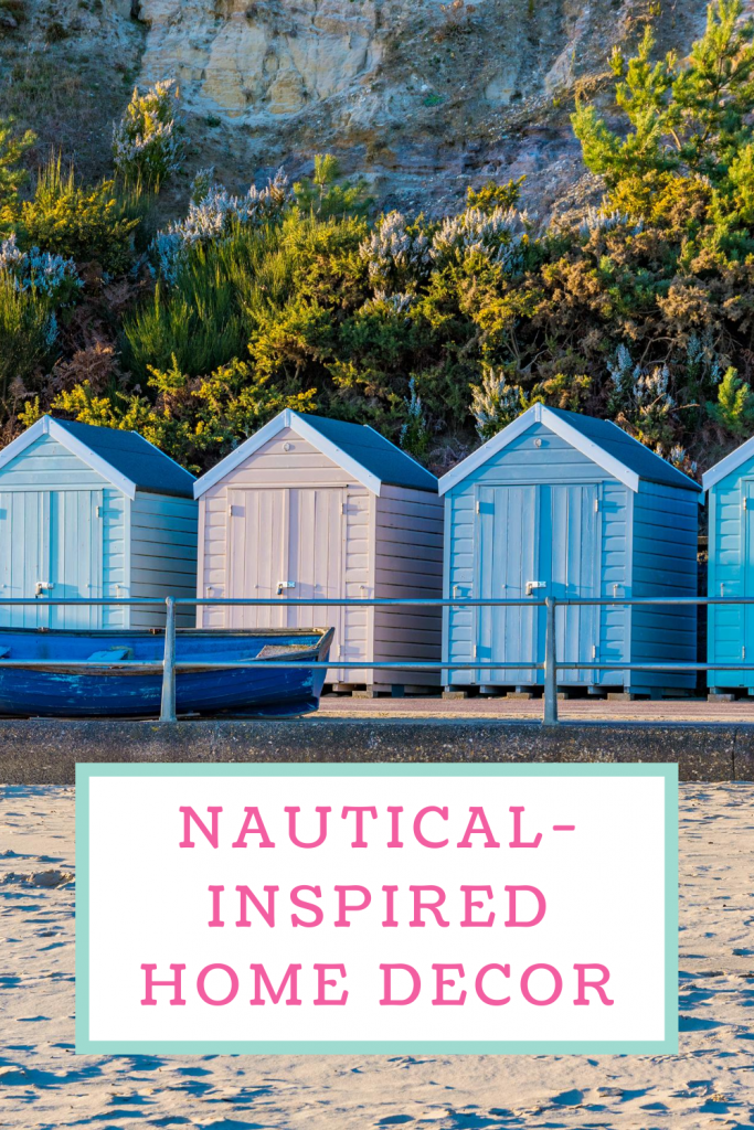 Nautical-inspired home decor