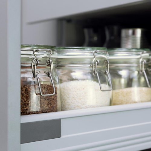 Organising your kitchen when it is a small space