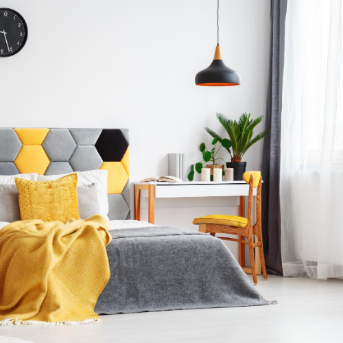 Easy ways to add colour to a room in your home