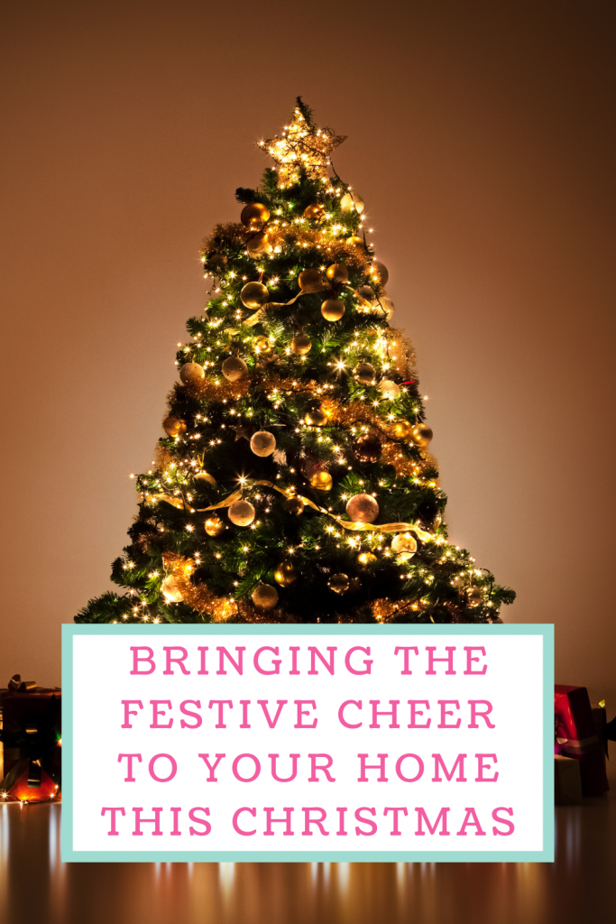 Bringing the festive cheer to your home this Christmas