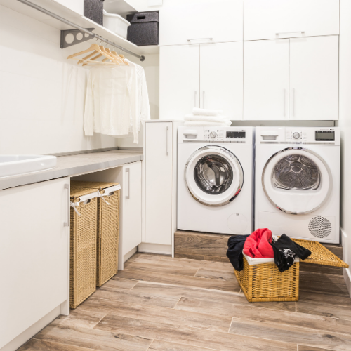 The benefits of having a utility room