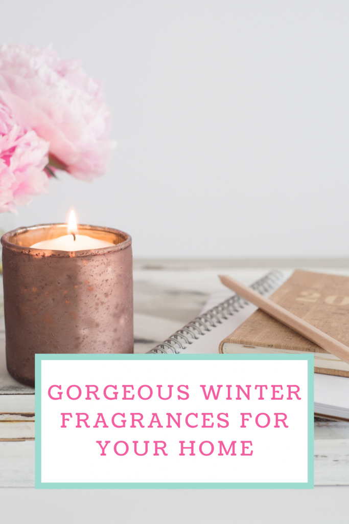 Gorgeous winter fragrances for your home
