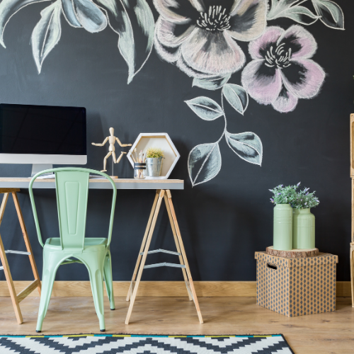 Making a visual impact with interior design