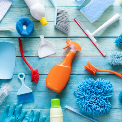 How to keep your home clean without breaking a sweat