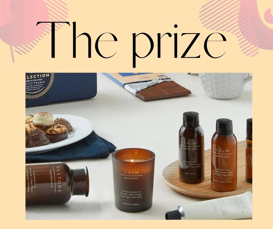 Win an M&S A Cosy Night In Gift Box