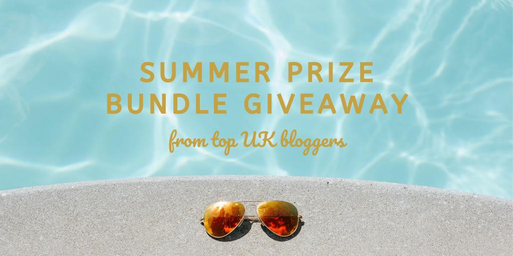 Big blogger summer giveaway