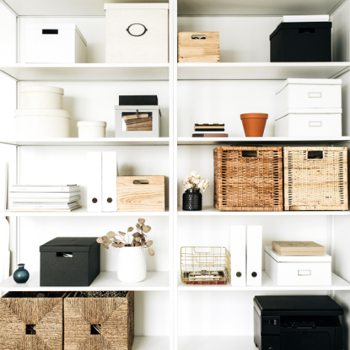 How to Organise Storage for a More Spacious Home